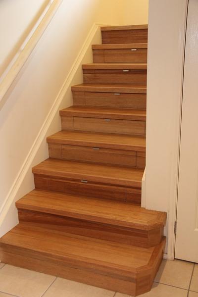 Delicieux InStep Drawers   Under Stair Storage | InStep Drawers